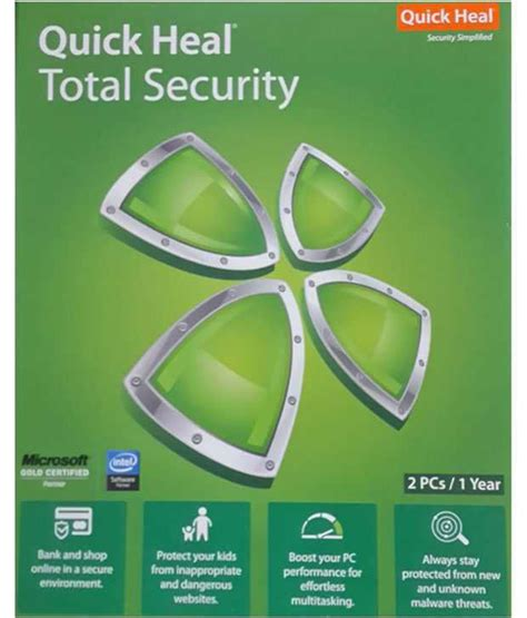 quick heal total security deals