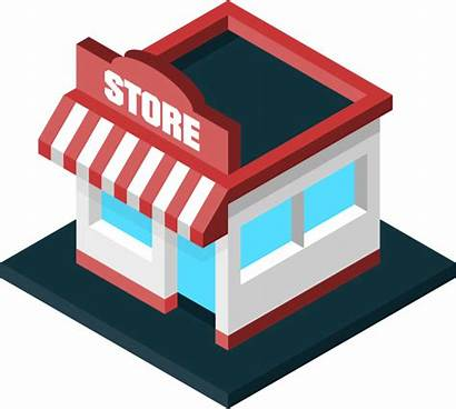 Clipart Drawing Isometric Grocery Transparent Names Computer