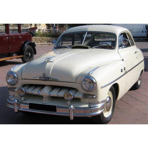 Location auto retro collection - ford vedette 1952 coupé