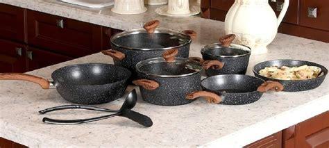 granite cookware pots pans