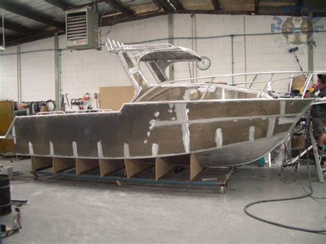 Aluminum Boat Building Plans by Aluminum Boat Building Manual