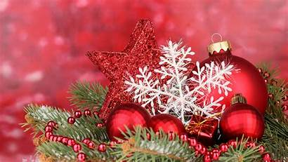 Christmas Desktop Wallpapers Ornaments Tree Balls Decoration