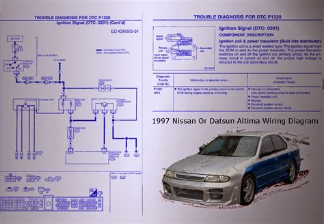 1997 Nissan Altima Wiring Diagram 1997 nissan or datsun altima wiring diagram auto wiring