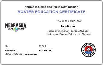 Nebraska Boating Safety Course by Nebraska Boating Safety Questions