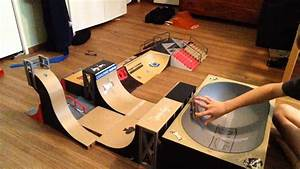 Super Cool Tech Deck Tricks Youtube