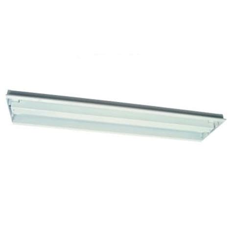 sea gull lighting trim 4 light white fluorescent