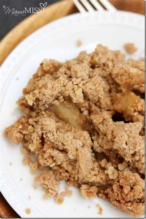 apple crisp recipe yum dessert recipes