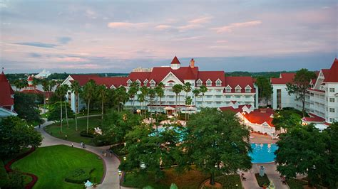 disneys grand floridian resort spa moments  magic