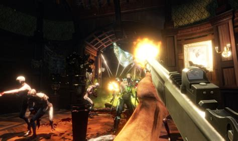 killing floor 2 on the trigger ps4 killing floor 2 beta starts november 4 ps4 pro trailer