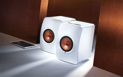 Ls Plus Bathroom Lighting by Kef Ls50 Wireless Speakers Maintain High Performance And