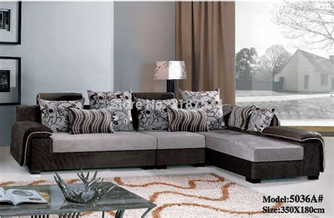 livingroom furniture sets 5036a high quality factory price home furniture living room sofa sets fabric corner sofa set in