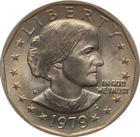 1979 susan b anthony 1979 d 1 ms susan b anthony dollars ngc