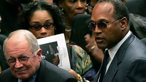 O.J. Simpson's Former Attorney F. Lee Bailey Files for ...