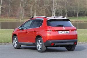 Peugeot 2008 1 2 Puretech 110 : essai peugeot 2008 1 2 puretech 110 le bon choix photo 16 l 39 argus ~ Medecine-chirurgie-esthetiques.com Avis de Voitures