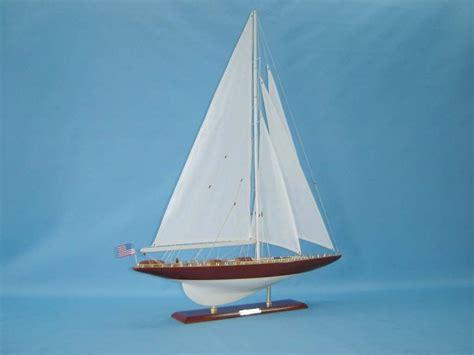 Catamaran Boat Ornament by Florence G Wooden Sailboat Ornaments
