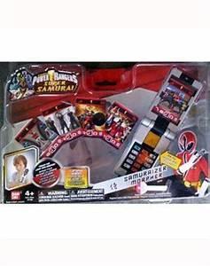 Alex Power Rangers SUPER Samurai Roleplay Toy Samuraizer ...