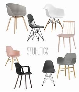 Eames Chair Kopie : tolles dekoration eames daw stuhl ~ Markanthonyermac.com Haus und Dekorationen