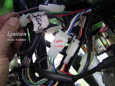 Cat Eye Wiring Diagram 50cc by 110 Wiring Diagram Atvconnection Atv