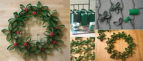 how to recycle diy christmas decor tutorials