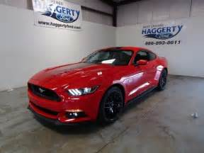 mustang gt 5 0 2017 ford mustang gt performance package stock 17009 chicago il