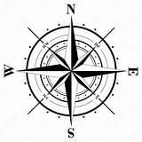 Compass Tattoo Rose Template sketch template