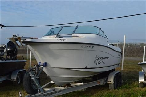 San Antonio Craigslist Boats by Striper New And Used Boats For Sale In