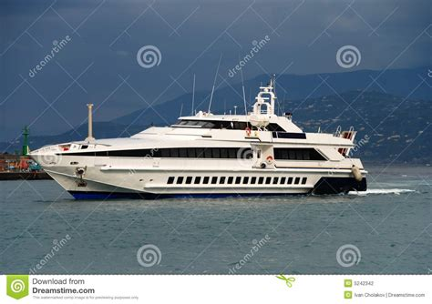 Ferry Boat Usage by Ferry Boat Stock Photography Image 5242342