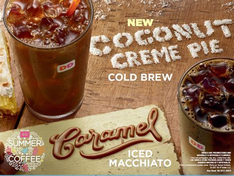 Dunkin' Donuts Welcomes First Day Of Summer 2017 With Cold Brewed Coffee Pfanner Brew Press Prince Episode Terakhir Cuisinart Maker Spares Uk Pemain Novel Mp3 Download Yama