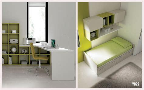 chambre avec rangement chambre ado avec lit avec rangement compact so