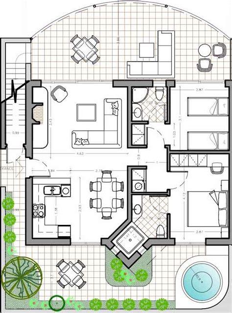 single story open floor plans bungalow floor plan modern bungalow plans treesranchcom