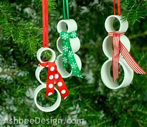Ashbee Design PVC Christmas Ornaments • Absolutely • DIY