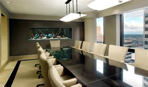cool fish tanks   office