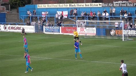 Gainsborough Trinity vs Grimsby Town Match Highlights (27 ...