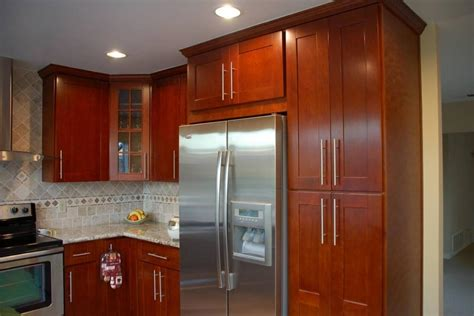 cherry cabinets kitchen pictures cherry cabinet hardware photos 5368