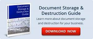 3 records management gaps that could harm your business With document storage and shredding