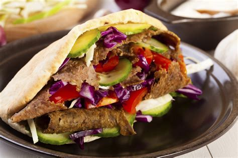 kebab cuisine passenger arrested after 39 tucking into doner kebab on