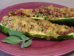 Stuffed Zucchini Recipe - Food.com