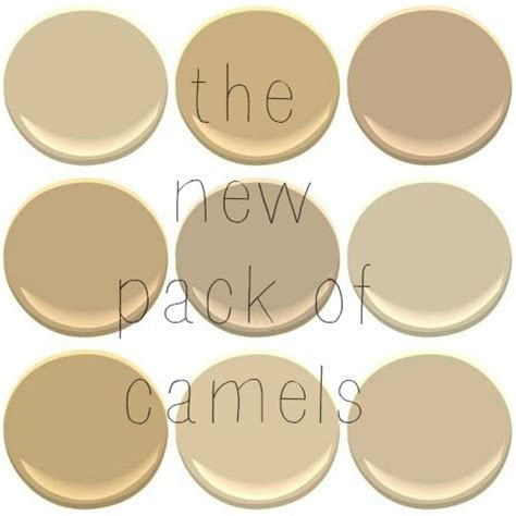camel is it the new gray neutral paint colors