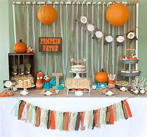 Rustic Little Pumpkin Baby Shower - Creative Juice