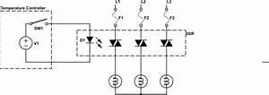 Design Of Three Phase Thyristor Circuit For Temperature Controller