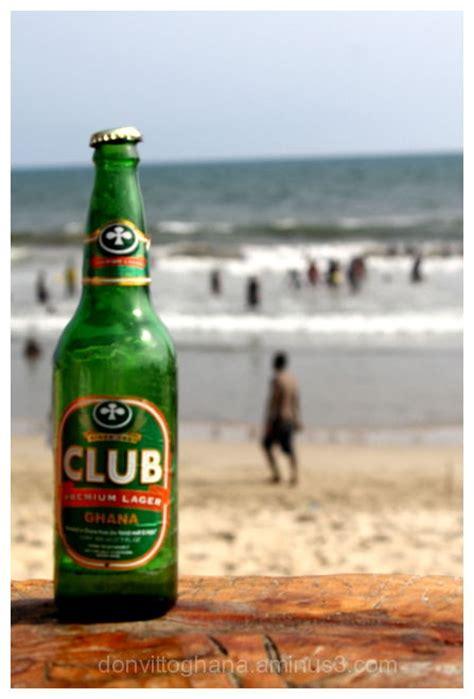 ghana club beer food cuisine  donvitto ghana
