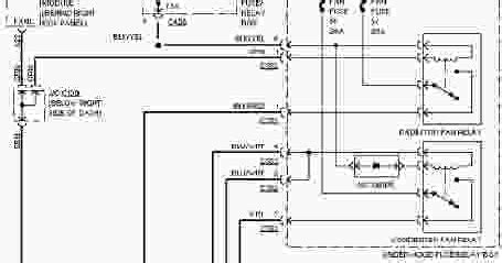 Honda Civic System Wiring Diagrams Cooling Fan