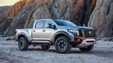 wallpaper nissan titan warrior das   road cars