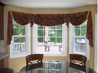 valances for bay windows Swags & Valances - Interior designer in Stratford, CT | Drapery Connection