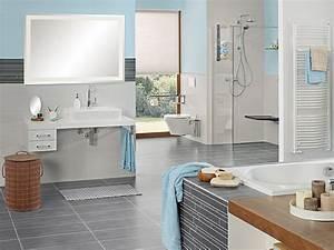 Was Bedeutet Wc : barrierefreies badezimmer planen und einrichten bauhaus ~ Frokenaadalensverden.com Haus und Dekorationen