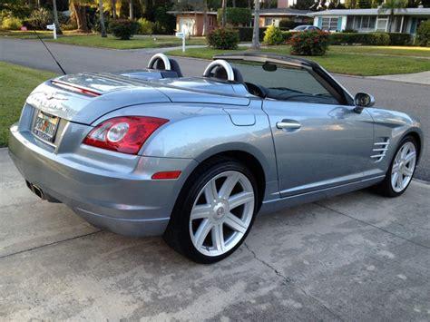 chrysler crossfire cabrio 2005 chrysler crossfire favcars net