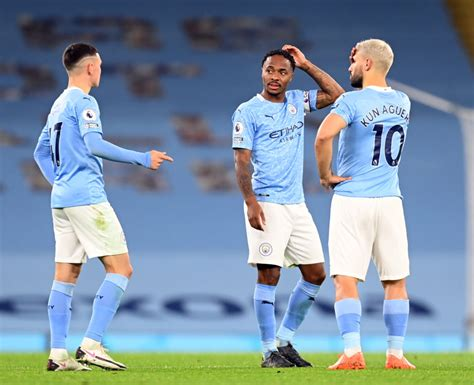 3-1-4-2 Manchester City Predicted Lineup Vs FC Porto - The ...