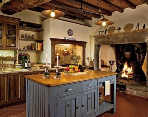 cuisine architecture 10 exemples représentent la cuisine moderne rustique