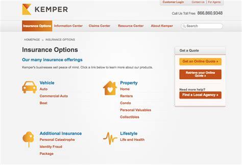 Kemper auto insurance è partner con il sito web di confronto assicurativo, confronta. Kemper Announces Brand Refresh