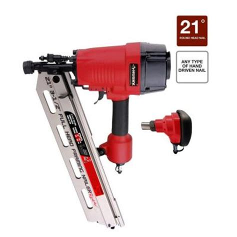 home depot husky framing nailer combo 74 ymmv in store